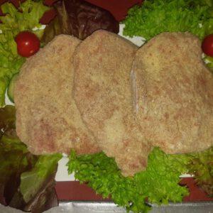 Schnitzel (paniert)